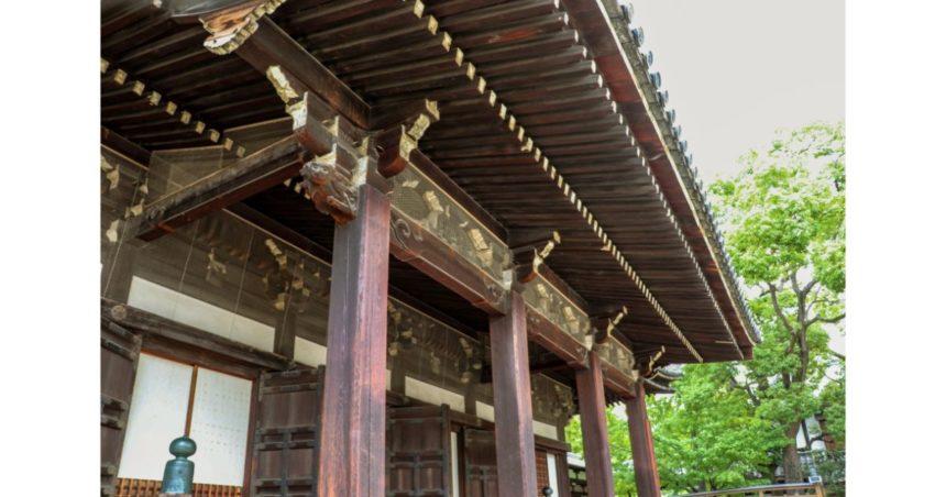 お寺のイメージ